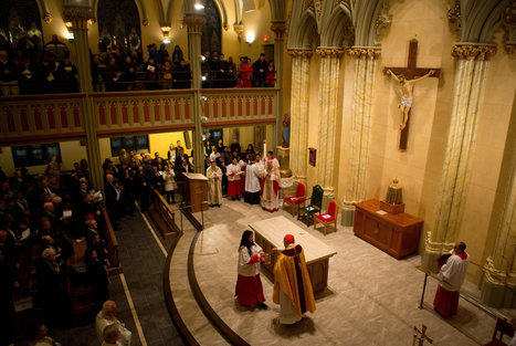 St. Brigid's Church, on Lower East Side, Celebrates a New Beginning | Religion and Life | Scoop.it