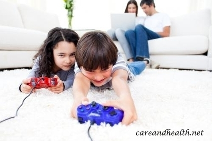 Playing video games can alter your brain | Care and Health | Care and Health | Scoop.it