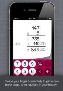 Calculus doodlus: Taschenrechner für iPhone und iPad - appgefahren.de | iPad:  mobile Living, Learning, Lurking, Working, Writing, Reading ... | Scoop.it