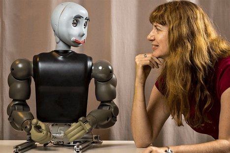 How Robot Therapists Can Fill a Gap in Health Care   Technology in Business Today   Scoop.it