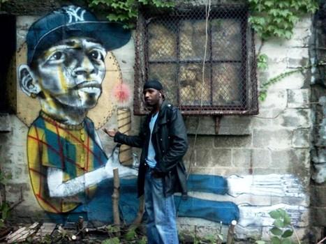 Vandalog – A Street Art Blog » Living Walls Albany is Taking Off | Transmediation | Scoop.it