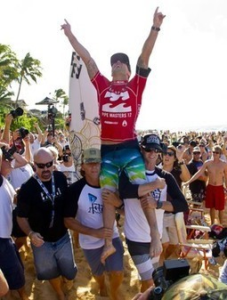RETROSPECTIVA: Parko bate Slater no surfe, e jovem de 12 anos faz 1080º | esportes | Scoop.it