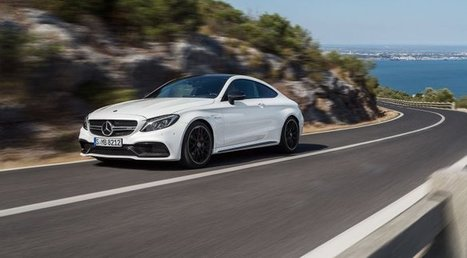 The new Mercedes-AMG C63 Coupe is here! | Scoops! | Scoop.it
