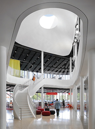 Chicago Building Excellence | Library by Design, Spring 2016 | innovative libraries | Scoop.it