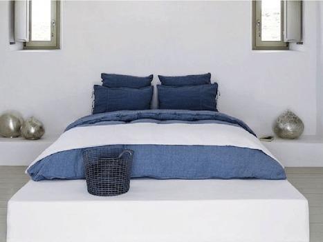 Comment créer une chambre au style méditerranéen ? | décoration & déco | Scoop.it