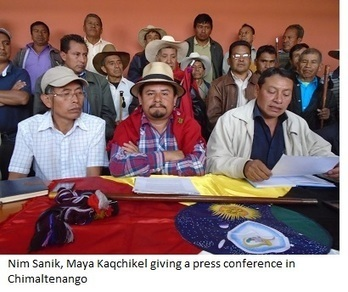 Mayan People's Movement Defeats Monsanto Law in Guatemala | GHS Agricultural & Economic Geography | Scoop.it