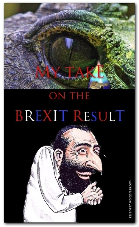 My Take on the Brexit Result | Economic & Multicultural Terrorism | Scoop.it