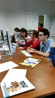 Concours : la liste des admissibles - Le blog-atelier de l'ASJ Tours   Presse en vrac   Scoop.it