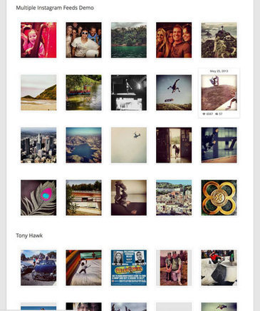 15+ Instagram Plugins for WordPress - WP Solver | Social Media Marketing Superstars | Scoop.it