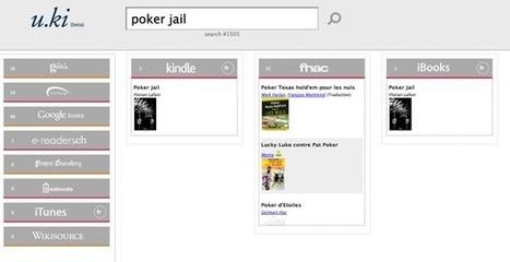 u.ki : un moteur de recherche dédié aux livres numériques | eBouquin | Geeks | Scoop.it