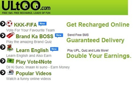 Get Paid for Playing Games: Hangout with Ultoo.com | Paisafy Blog Site | Technology | Scoop.it