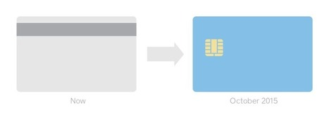 US Credit Cards are changing... learn about EMV! | Social-Local-Mobile by TraX | Scoop.it