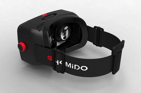 Homido, le casque qui veut (vraiment) démocratiser la réalité virtuelle | Clic France | Scoop.it