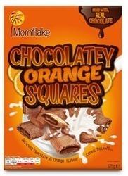 Mornflake launches new Chocolatey Orange Squares | Innovaciones y nuevos productos en la industria alimentaria | Scoop.it