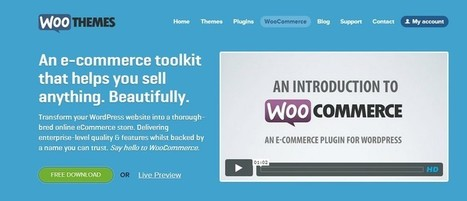 4 Outils Ecommerce pour WordPress | Ressources WordPress | Scoop.it