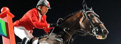 Hickstead : un dernier saut et puis s'en va... | Cheval et sport | Scoop.it