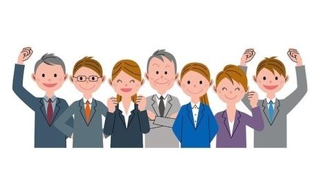Bien-être au travail : plutôt heureux les Français ? Oui mais… | Performance durable | Scoop.it