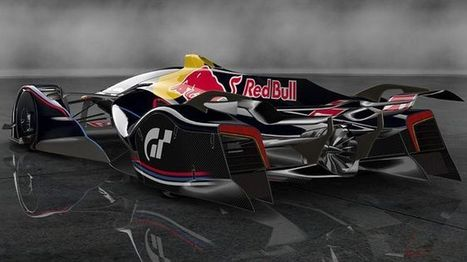 Sony unveils wild Red Bull racer for Gran Turismo 6 - Fox News | Sony | Scoop.it