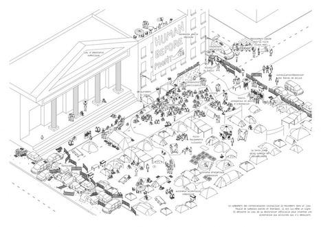 Compte-rendu d'exposition : Habiter le CAMPEMENT (Urbanités) | Urbanisme | Scoop.it