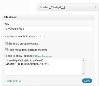 How to add Google Plus to WordPress | WordPress Specialist | Folkbildning på nätet | Scoop.it