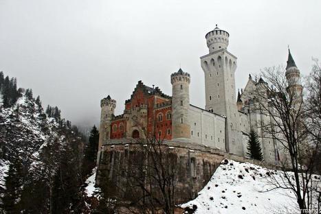 Le château de Neuschwanstein et son voisin Hohenschwangau | Allemagne tourisme et culture | Scoop.it