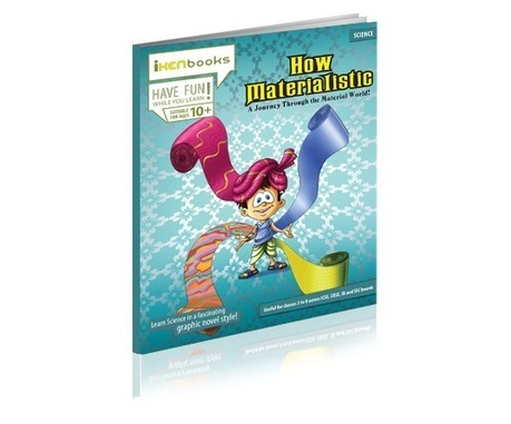 Learn Creative Metals and Non-Metals concepts with Science Book | Educational Toys | Scoop.it