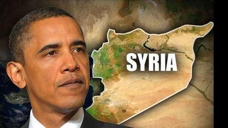 Obama crossed red line on Syria | Saif al Islam | Scoop.it