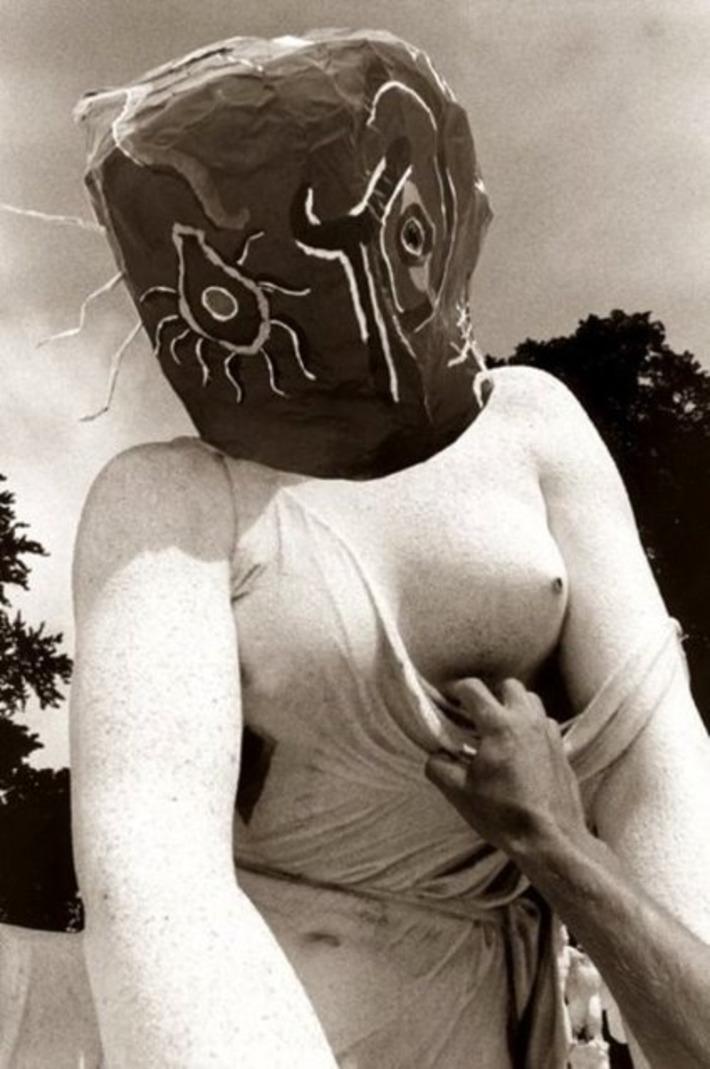 Alfred Pellan - La Muse, Collage, 1939 | Kitsch | Scoop.it