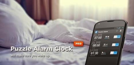 Puzzle Alarm Clock PRO v2.0.28 APK   Full APK - Best Android Games, Best Android Apps and More   Android Apps   Scoop.it