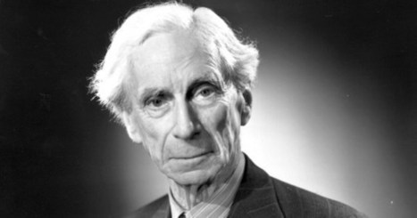 The Four Desires Driving All Human Behavior: Bertrand Russell's Magnificent Nobel Prize Acceptance Speech :: Maria Popova | Scriveners' Trappings | Scoop.it