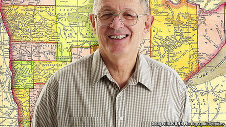 Kenneth Appel, mathematician of maps, died on April 19th, aged 80 | geoinformação | Scoop.it