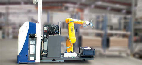 Future Factory Robots Get STAMINA Boost | Robotic applications | Scoop.it