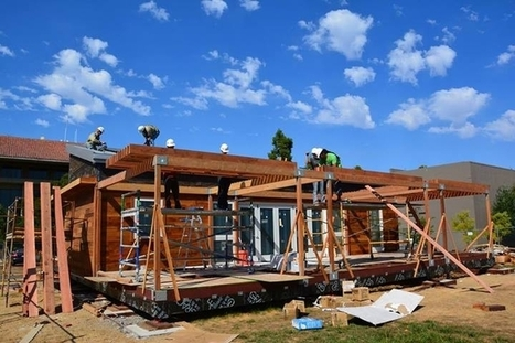 Solar Decathlon 2013: Building Skills for Future Careers | Alternative Energy | Scoop.it