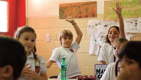 Filosofía para o con niños: la innovación educativa exitosa de hoy | Maestr@s y redes de aprendizajes | Scoop.it