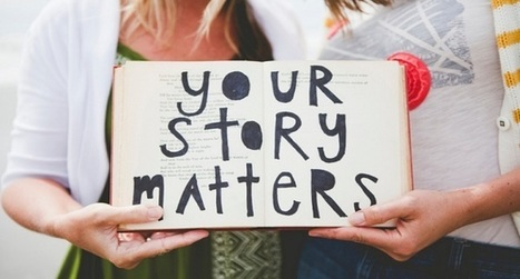 How Brand Stories Build Trust and Capture Hearts and Minds by NOT Selling - Brainy Marketer   Blogging, Social Media, Marketing, Entrepreneurs   Scoop.it