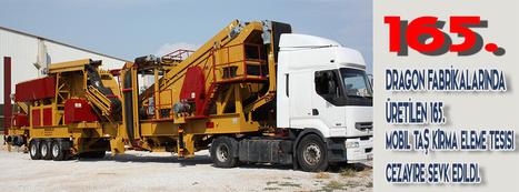 Taş Maden Kırma Eleme Tesisleri,Konkasör Tesisi İmalatı | Dragon Makina Konkasör Tesisi | Scoop.it