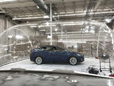 Le Model X de Tesla peut-il réellement nous protéger contre les armes biologiques ? | Post-Sapiens, les êtres technologiques | Scoop.it