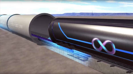Hyperloop on Flipboard | Discover Sigalon Valley - Where the Tags are the Topics | Scoop.it