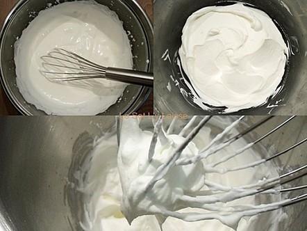 Réaliser de la crème fouettée ou de la crème chantilly... en images | A table ! | Scoop.it