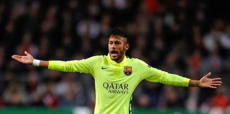 Barcelone : Le «look» de Neymar avec la Seleçao censuré à Istanbul ! - Le 10 Sport | Selecao.FR | Scoop.it