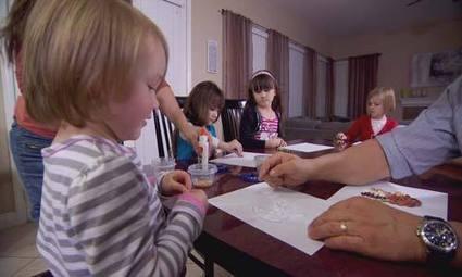 Holiday Help: Thanksgiving Crafts for Kids - KLAS-TV | PPbN Designs | Scoop.it