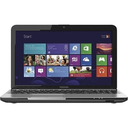 Toshiba Satellite L855-S5112 Review | Laptop Reviews | Scoop.it