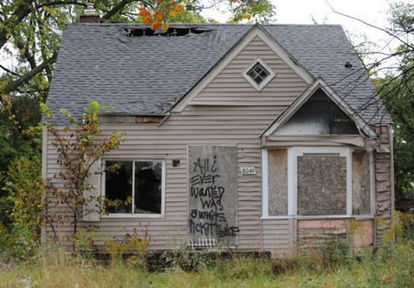 Mapping Blight In Detroit? There's An App For That | Mapping Tools and Technologies | Scoop.it