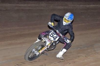 Dirt Dog TV News: Twice as Nice for Rush at Ventura Flat Track | California Flat Track Association (CFTA) | Scoop.it