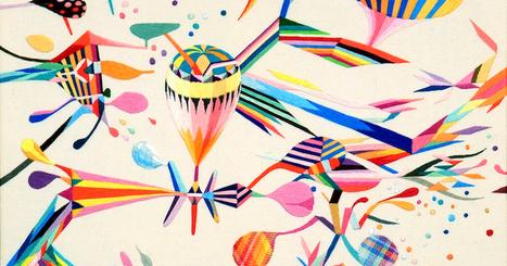 Takashi Iwasaki: A visualization of an imaginary world | Art & Craft | Scoop.it