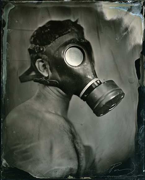 embracing the unexpected | wet plate collodion | Scoop.it