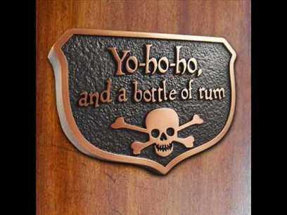 Yo, Ho, Ho, and a Bottle of Rum!! - YouTube | Riel Gils | Scoop.it
