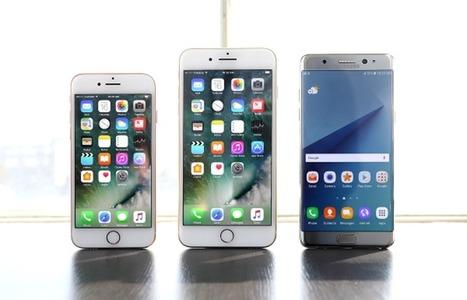 L'iPhone 7 aussi fragile que l'iPhone 6 selon SquareTrade | * LE MIAM MIAM BLOG * et les réseaux sociaux | Scoop.it