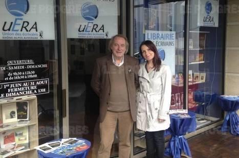 3 octobre ! La Librairie des Ecrivains UERA va ouvrir à la cité des Antiquaires #Villeurbanne | Romans régionaux BD Polars Histoire | Scoop.it