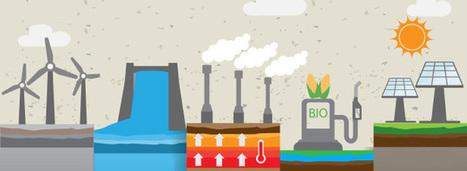 Renouvelables: le ministère de l'Environnement reconnait un développement insuffisant | Le DD en Entreprise | Scoop.it
